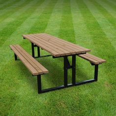 Our picnic benches are heavy duty in construction with pressure-treated timber for maximum durability. All of our products are strong, robust, highly durable, comfortable and beautifully finished. The seat panels and top are constructed from the same high quality FSC approved timber as our other benches and are pressure treated to ensure they look good and last for years to come. | eBay!