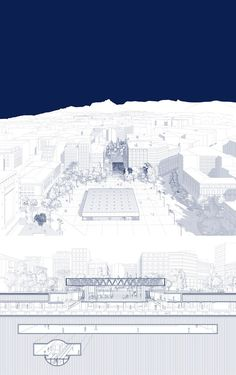ARCHISEARCH.GR - RETHINK ATHENS / TOWARDS A NEW CITY CENTER / GIORGOS ANAGNOSTAKIS, CHRYSSA KOUMANTOU, GIANMARIA SOCCI, ALKISTIS THOMIDOU / SPECIAL MENTION