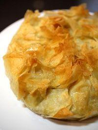 Croustade aux Pommes (Gascogne)