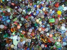 Czech Glass Beads Mix