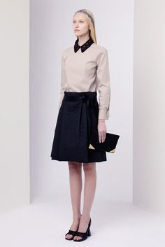 Jil Sander Navy Fall 2012 Ready-to-Wear Collection Photos - Vogue