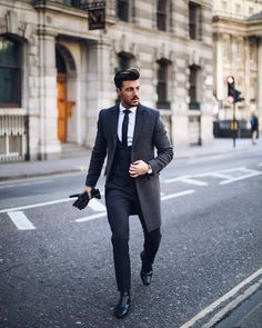 Suit Inspiration by Rowan Row (adsbygoogle =... | MenStyle1- Men's Style Blog