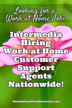 Intermedia is hiring work at home tech customer service nationwide. The company offers its work from home employees competitive pay and excellent benefits. Great home-based job opportunity in the U.S. You can make money from home!