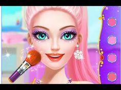 Fun Care Princess Makeover - Magic Makeup Kids Games for Girls - High Sc...