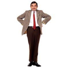 Mr. Bean era un personaje  britanico protagonizado por Rowan Atkinson protagonizola pelicula Las vacaciones de  Mr.Bean .
