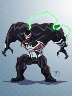 Super Mash-Ups Of Marvel And DC Comic Heroes