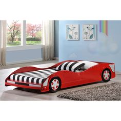 Car Themed Bedrooms, Car Bedroom, Bedroom Themes, Bedroom Furniture, Bedroom 2017, Boys Furniture, Bedroom Boys, Boy Rooms, Furniture Outlet