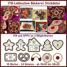 ITH Lebkuchen Bäckerei Stickdateien http://www.rock-queen.de/epages/78332820.sf/de_DE/?ObjectPath=/Shops/78332820/Products/2236