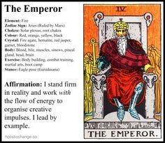 Holistic Correspondences for The Emperor