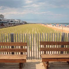 A boardwalk with a bandstand and a frozen custard shop, a landmark carved totem pole, and a sophisticated miniature golf course add up to an all-American destination—and one of T+L's Favorite Family Beaches. Known as the Quiet Resorts, Bethany Beach and F
