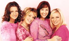 Point of Grace - These girls are my role models and basically raised me along side my parents. My life would be so very different without them.