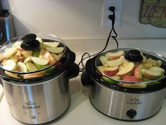 What to do with left over apples??? This was the easiest recipe ever!!!