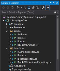 Developing a sample project in Repository Design Pattern with the combination of Entity Frameworks (Code First), Unit of Work Testing, Web API, ASP.NET MVC 5 and Bootstrap - CodeProject