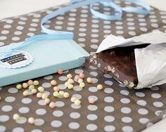 Tassenkuchen - Bäckerei: Post aus meiner Küche - Kindheitserinnerung #4: Puffreis-Schoki