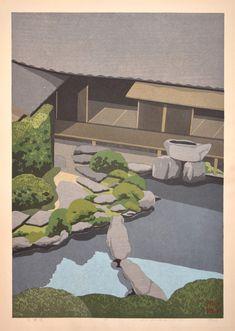 Chishakuin by Ido Masao