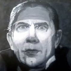 Classic Dracula sketch
