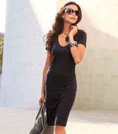 Vestidos cortos casuales de moda verano 2012  http://vestidoparafiesta.com/vestidos-cortos-casuales-de-moda-verano-2012/