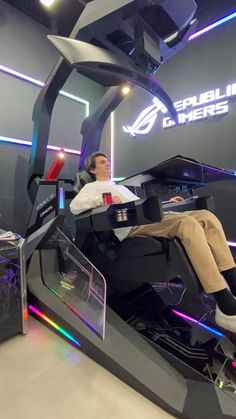 Best Computer Chairs, Computer Gaming Room, Gaming Room Setup, Best Gaming Setup, Gaming Rooms, Deco Cool, Home Gadgets, Tech Gadgets, Bedroom Setup