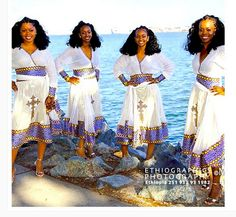 African Ethiopian Habesha Brides And Weddings