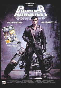 The Punisher (1989) Dolph Lundgren