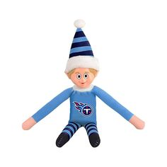 Officially Licensed NFL Team Elf - Titans