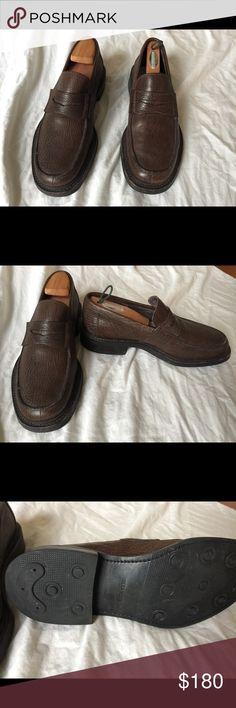 Jil Sander Men's Shoes 8.5 Men Brown Jil Sander Men's shoes US 8.5 strong and sturdy brown leather super thick sole used good condition clean no dustbag no box Jil Sander Shoes Oxfords & Derbys