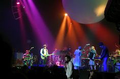 1) Edward Sharpe & The Magnetic Zeros, May 2nd 2012 @ The Fox Theater