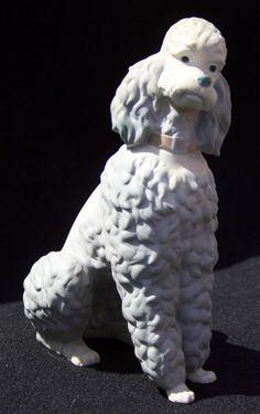 Lenci Italy Ronzan Signed Yorkie Dog Ceramic Figurine