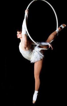 Aerial hoop /lyra