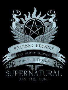 Supernatural Fan ArtThis would make an interesting tattoo... :D
