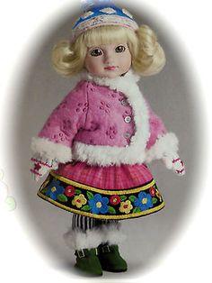 TONNER-10-Ann-Estelle-Sophie-Doll-WINTER-PLAY-New-IN-SHIPPER-NRFB