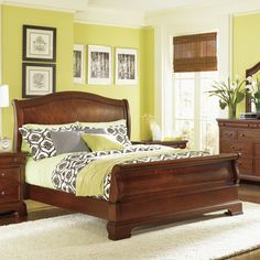 the porter sleigh bed from ashley furniture homestore afhs com