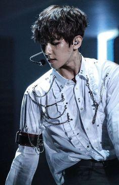I'm speechless    Baekhyun