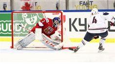 Les États-Unis ont connu un bon départ au Championnat du monde de hockey junior. Les champions en titre l'ont emporté 5-1, jeudi, sur la République tchèque.