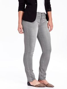Women's Curvy Skinny Jeans Product Image