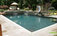 Geometric Pools - Concrete - Betz Pools