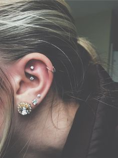 Rook piercing – Rook piercing – Rook piercing – Related posts:Brown Boats Outfit Fall Jeans Denim Jackets Ideas - Jean jacket outfits fallsky sky - Pink. Ear Piercing Helix, Spiderbite Piercings, Rook Piercing Jewelry, Ear Peircings, Cartilage Earrings, Stud Earrings, Rook Earring, Jacket Earrings, Ear Piercings