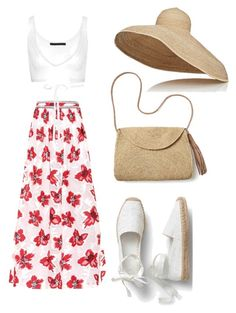 """summery fun!!"" by louiza-ap on Polyvore featuring Tory Burch, Alexander Wang, Mar y Sol and Lola"