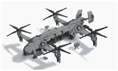 Flying Vehicles, Army Vehicles, Armored Vehicles, Spaceship Art, Spaceship Design, Concept Ships, Concept Cars, Military Weapons, Military Aircraft