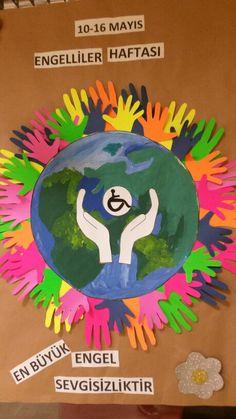 10-16 Mayıs Engelliler Haftası