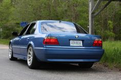 BMW E38 love these