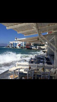 Mykonos, Opera House, Building, Travel, Viajes, Buildings, Destinations, Traveling, Trips