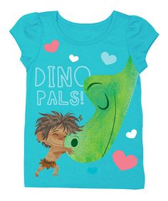 Look what I found on #zulily! The Good Dinosaur 'Dino Pals' Tee - Toddler #zulilyfinds