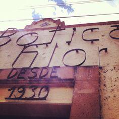 Botica La Gloria. Desde 1930. Ixmiquilpan Hidalgo