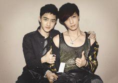 Kyungsoo & Yixing