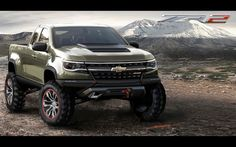 Chevrolet has revived the nameplate and stuck it on the back of a Chevrolet Colorado-based concept pickup. The Chevrolet Colorado joins a lineage of models which started 20 years ago wi. Gm Trucks, Jeep Truck, Diesel Trucks, Cool Trucks, Pickup Trucks, Lifted Trucks, Chevrolet Colorado, Rat Rods, Offroad