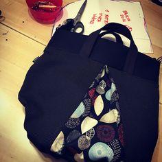 Pancia bag Handmade