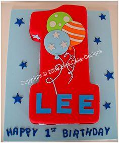 Number 1 Birthday Cake, Children Birthday Cakes, 1st Birthday Cakes Sydney Australia, Kid Birthday Cakes