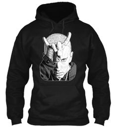 (Awful job placing that on there) But...limited Edition Eminem Rap God Hoodie | Teespring