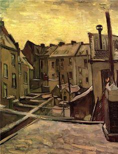 Ранние работы Винсента Ван Гога — Мне просто понравилось